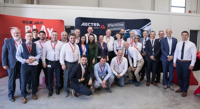 Aextra Plastics #TechDay