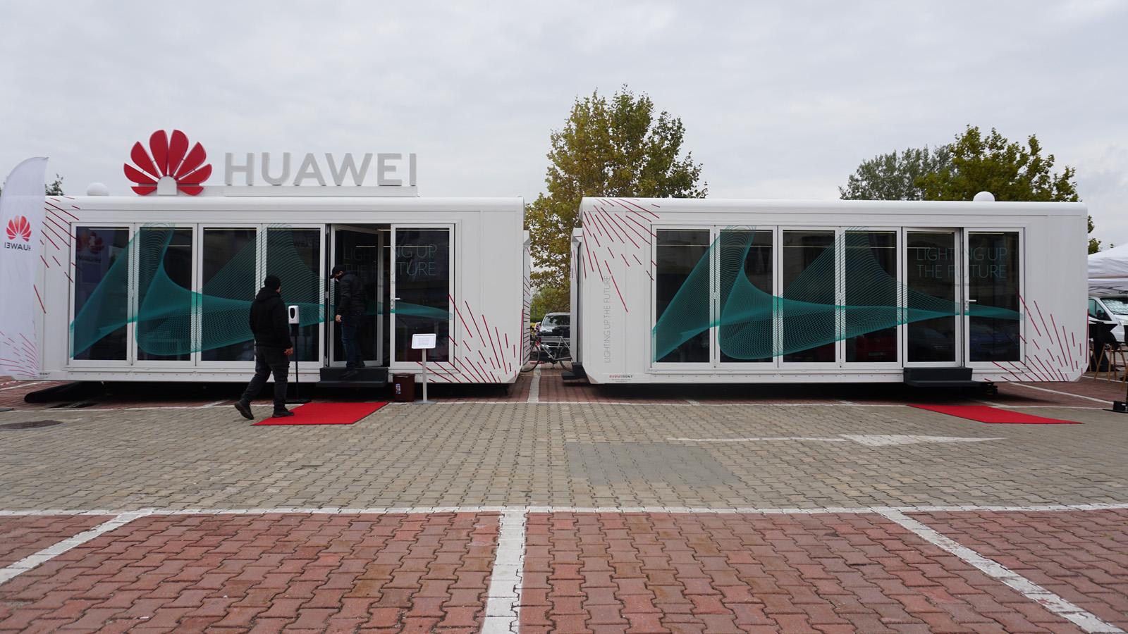 Huawei Roadshow 2021