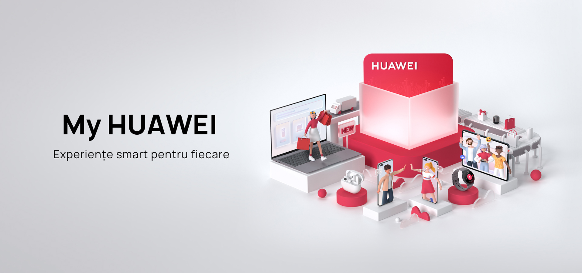 My Huawei