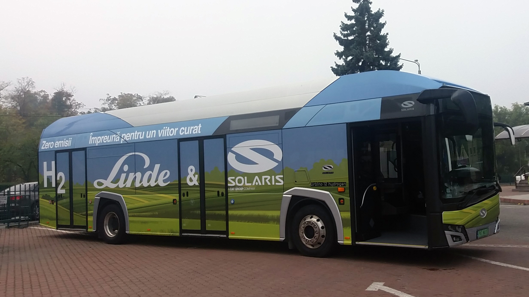 Solaris-autobuz hidrogen