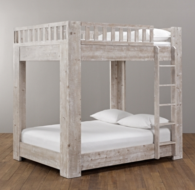 Susie Double Bunk Bed Assembly Instructions
