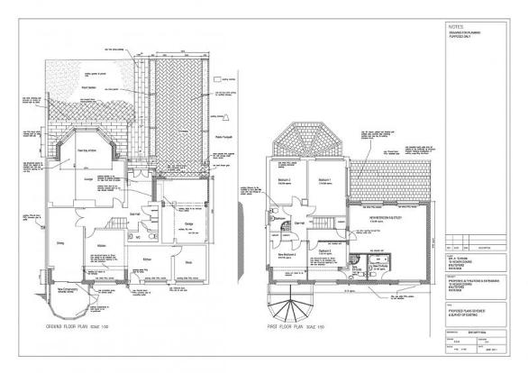 PRIVATE EXTENDED FAMILY HOUSE PLANS