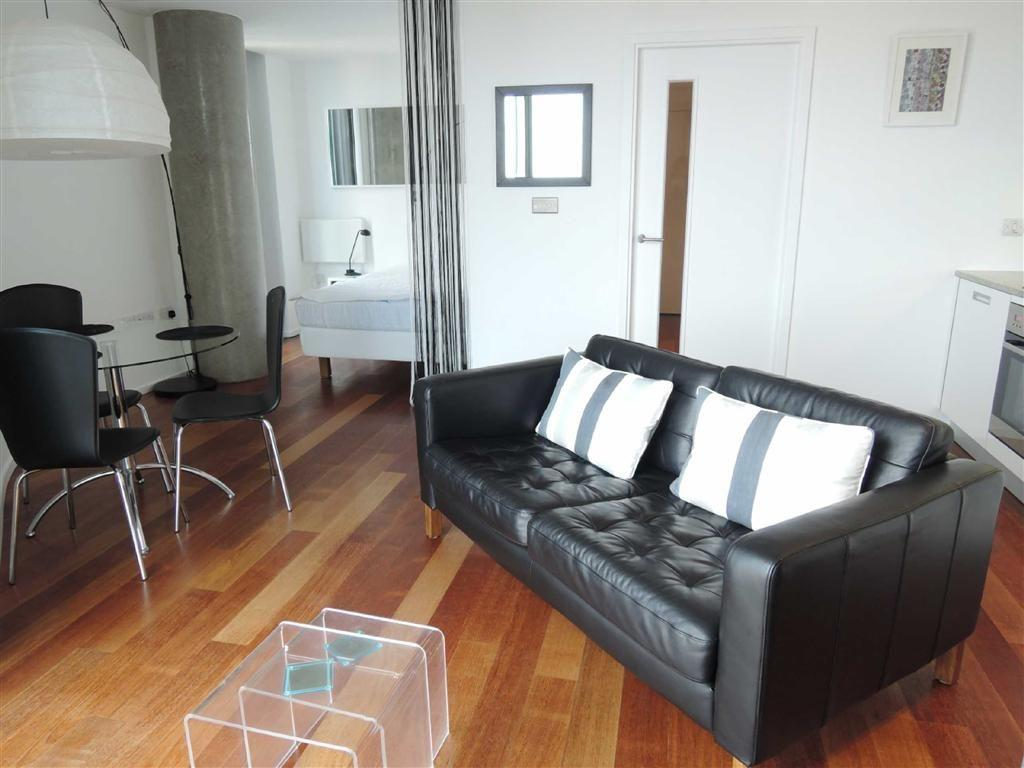 Studio Apartment To Rent In Beetham Tower, Birmingham, B1