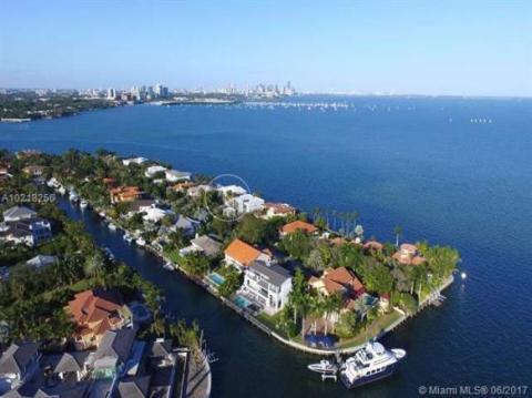 5 bedroom house for sale in USA - Coral Gables, Florida, US