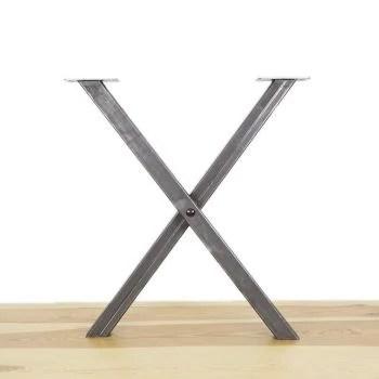 l inflexible pied pour table en acier