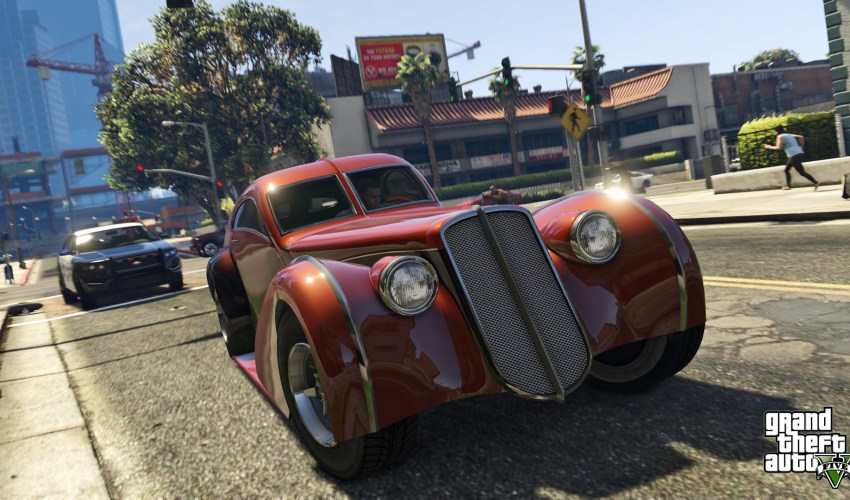 Grand Theft Auto V Dated For PlayStation 4, Xbox One & PC 3