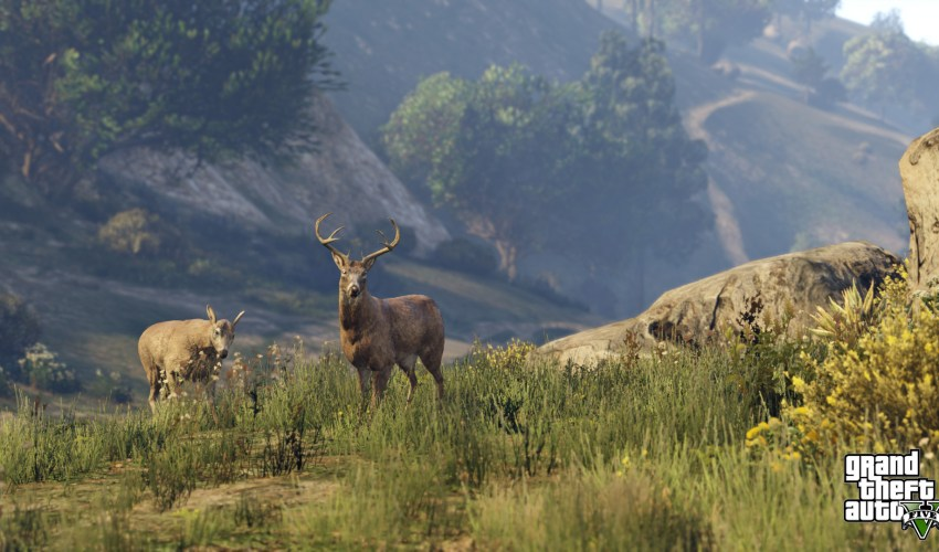 Grand Theft Auto V Dated For PlayStation 4, Xbox One & PC 8