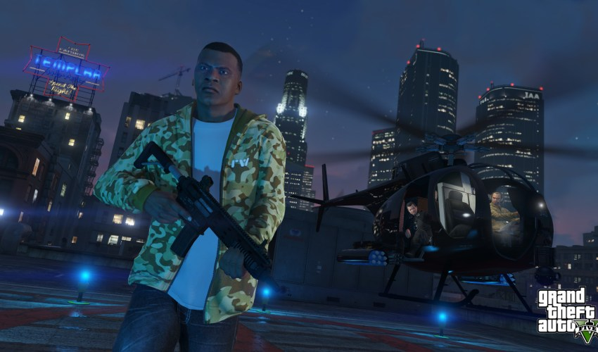 Grand Theft Auto V Dated For PlayStation 4, Xbox One & PC 12