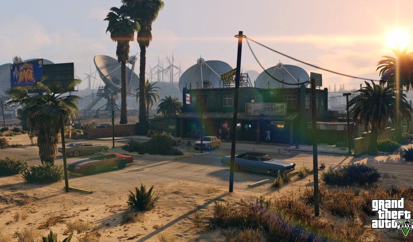 Grand Theft Auto V Dated For PlayStation 4, Xbox One & PC 13
