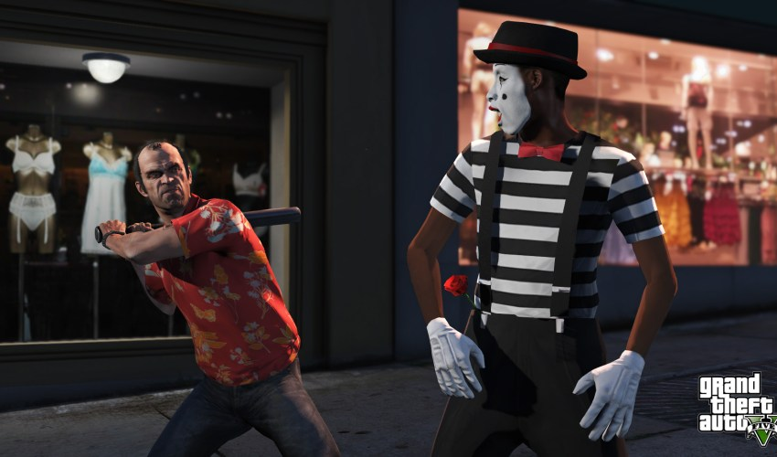 Grand Theft Auto V Dated For PlayStation 4, Xbox One & PC 14