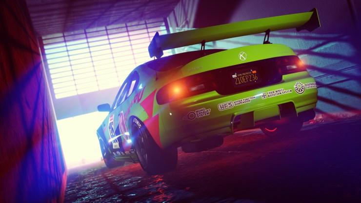 Primeira imagem da nova DLC que vai chegar nos próximos meses para GTA Online.
