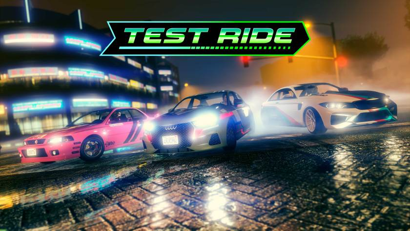 Test Ride Sultan