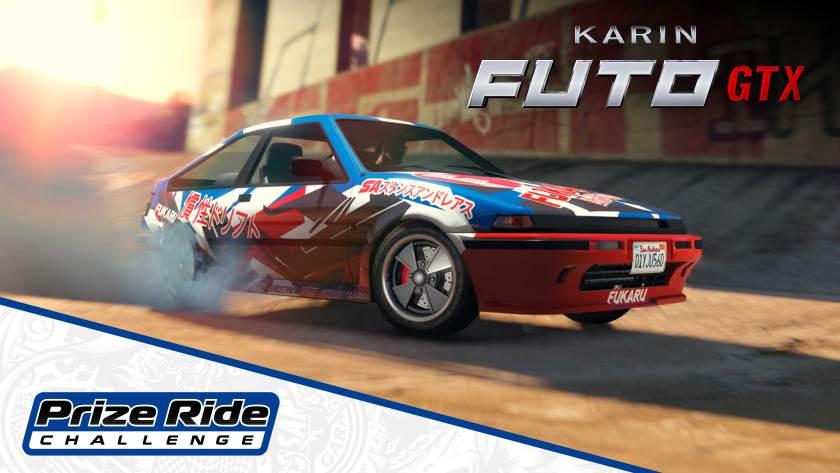 véhicule Karin Futo GTX