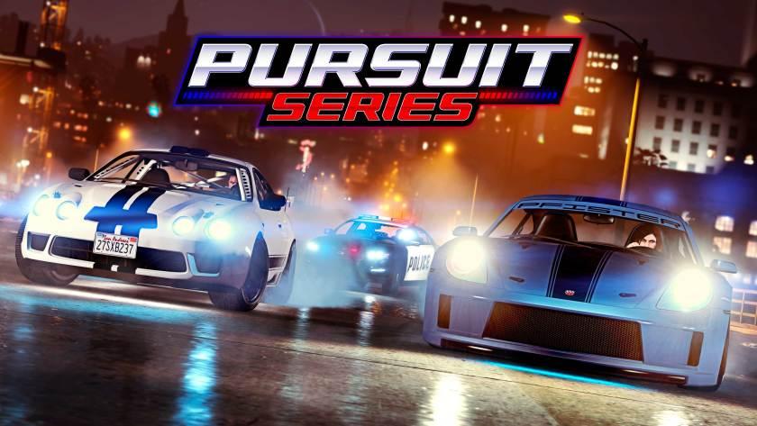 véhicule Pursuit Series