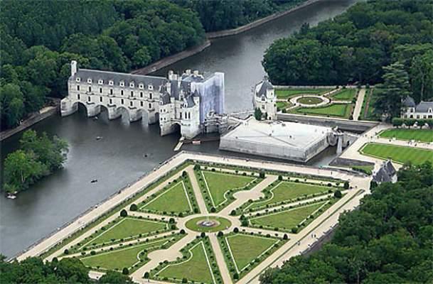 Замок Шенонсо.