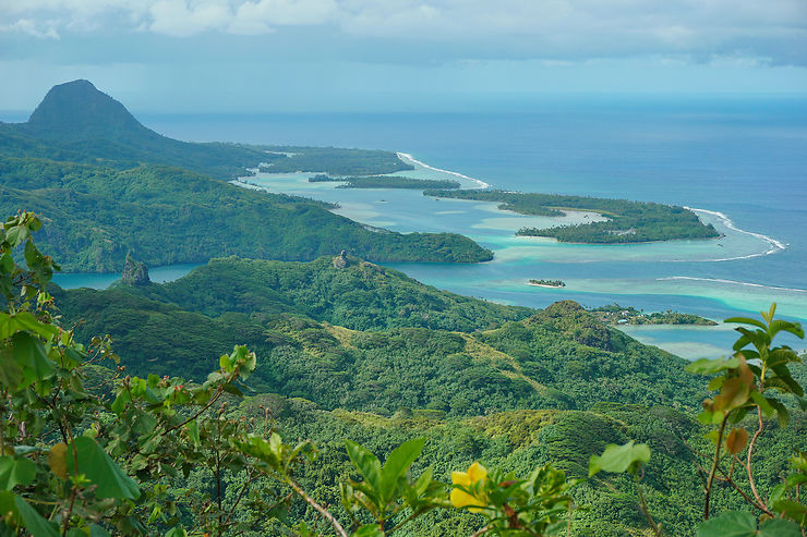 Huahine, l'île tranquille