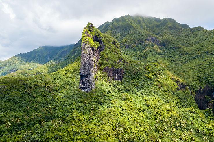 Raiatea, l'île sainte des Maoris