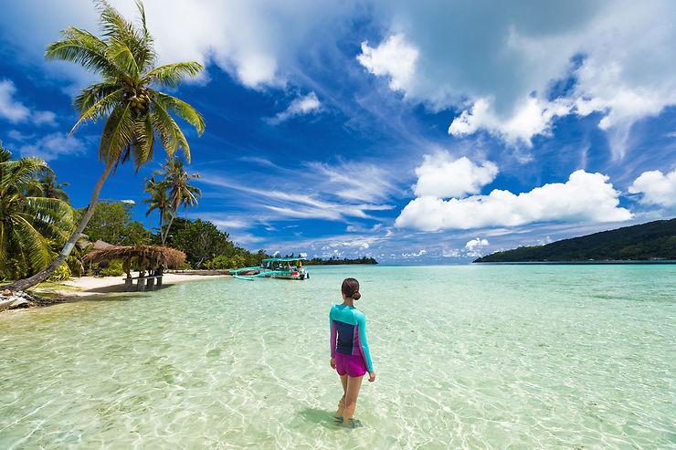 Polynésie: Les îles sous le vent en mode routard