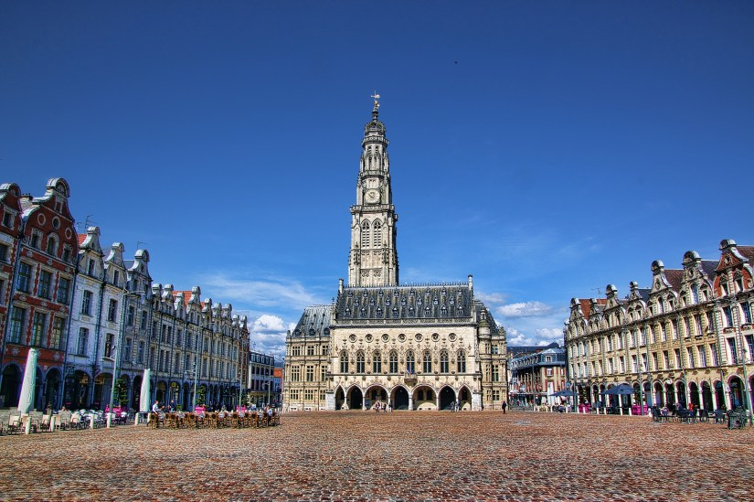 Where to go within 100 km of Lille?