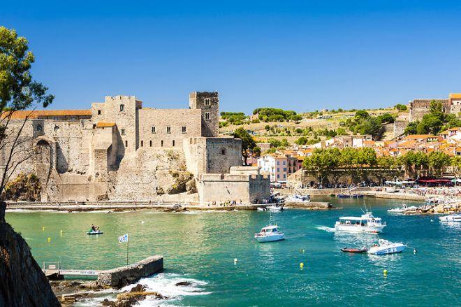 Collioure et la côte Vermeille (Pyrénées-Orientales)