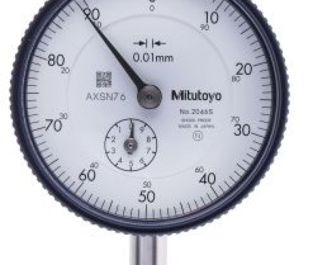 Mitutoyo 2046s Lever Dial Indicator 10 Mm