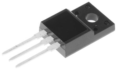 2SA2210-1E PNP Transistor, 20 A, -50 V, 3-Pin TO-220F Package Type: TO-220F. Pin Count: 3. Number of Elements per Chip: 1. Maximum Base Emitter Saturation Voltage: -1.2 V. Minimum DC Current Gain: 150. Dimensions: 10.16 x 4.7 x 15.87mm. Mounting Type: Through Hole. Maximum Collector Base Voltage: -50 V. Transistor Configuration: Single. Height: 15.87mm. Maximum Collector Emitter Saturation Voltage: -500 mV. Maximum Power Dissipation: 30 W. Maximum DC Collector Current: 20 A. Manufacturer: ON Semiconductor. Length: 10.16mm. Width: 4.7mm. Maximum Emitter Base Voltage: -6 V. Maximum Collector Emitter Voltage: -50 V. Transistor Type: PNP. Maximum Operating Frequency: 1 MHz. Maximum Operating Temperature: +150 °C.
