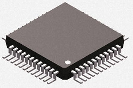 78K0/Kx2 8-Bit Microcontrollers The 78K Families of Microcontrollers by Renesas are suitable for a wide range of applications.The 78K0/Kx2 Series of the 8-Bit microcontrollers with a 78KO CPU core is the next generation of the low pin count 78K0S/Kx1+ microcontrollers. They provide various safety features such as flash only line ups including OSC.  Suitable applications include Automotive, AV, PC peripheral and Household electrical equipments. 78K Family Microcontrollers, Renesas Electronics USB Channels: 0. Width: 7mm. Number of Timers: 2. Timers: 1(1 x 16 bit), 1(4 x 8 bit). Instruction Set Architecture: CISC. Maximum Number of Ethernet Channels: 0. Program Memory Size: 60 kB. ADC Resolution: 10bit. Device Core: 78K0. Package Type: LFQFP. Maximum Operating Temperature: +85 °C. Typical Operating Supply Voltage: 1.8 → 5.5 V. Pin Count: 48. RAM Size: 3.072 kB. Length: 7mm. Minimum Operating Temperature: -40 °C. Dimensions: 7 x 7 x 1.5mm. Data Bus Width: 8bit. ADCs: 1 (8 x 10 bit). Number of ADC Units: 1. Timer Resolution: 8 bit, 16 bit. Mounting Type: Surface Mount. Maximum Frequency: 20MHz. Manufacturer: Renesas Electronics. ADC Channels: 8. Family Name: 78K. Height: 1.5mm. Program Memory Type: Flash., MPN: UPD78F0515AGA-8EU-AT