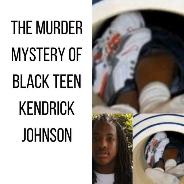 The Murder Mystery of Black Teen Kendrick Johnson