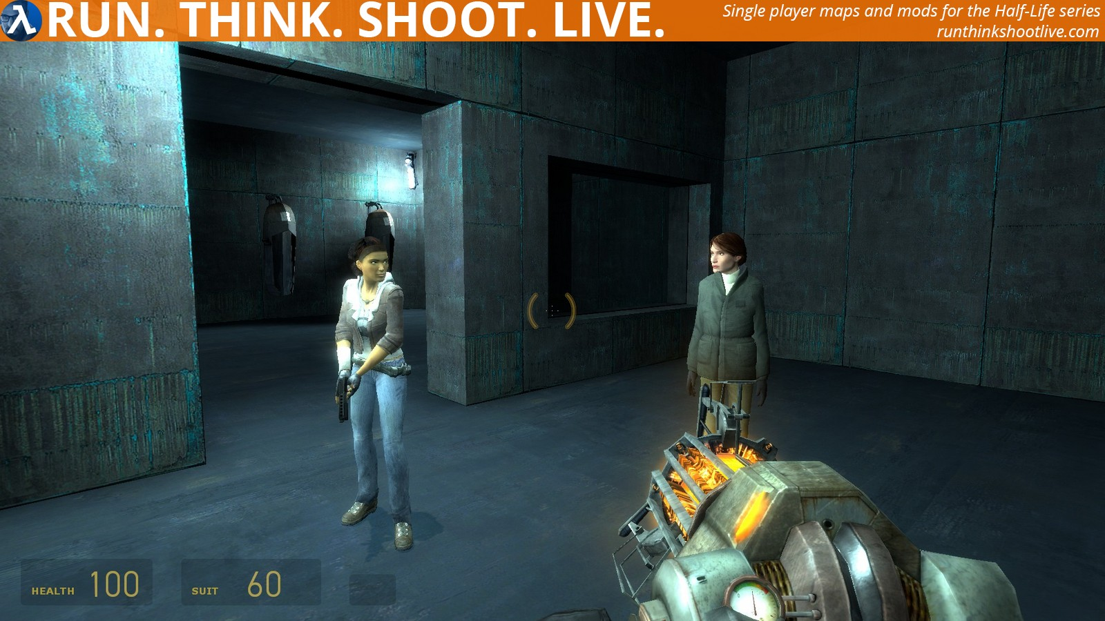 Half Life 2 Episode 3 Proof Of Concept