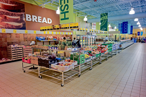 Money Back Grocery Shopping