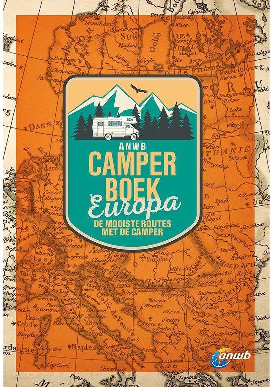 """ANWB Camperboek Europa - Gerhard Beer"""""""