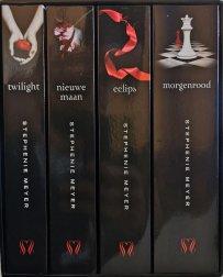 bol.com | Twilight box voor Kruidvat, Stephenie Meyer | 9789000327225 |  Boeken