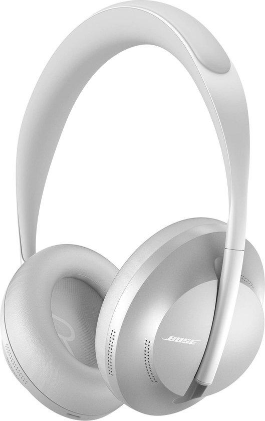 Bose 700 - Draadloze over-ear koptelefoon met Noise Cancelling - Zilver
