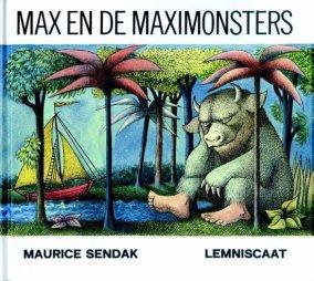 Max en de maximonsters, Maurice Sendak | 9789060690697 | Boeken | bol.com
