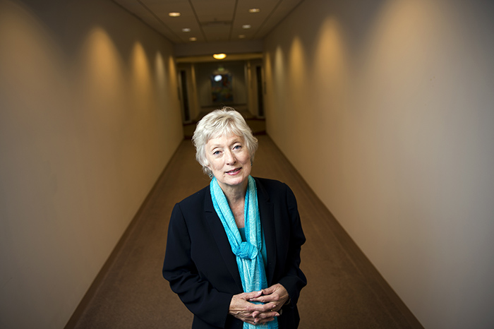 "Charlene Harrington, a UCSF professor emerita of sociology and nursing, has researched the nursing-home industry for more than three decades. ""It's a huge maze to try and figure out who owns what,"" Harrington said."
