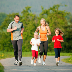 Getting Fit With Your Kids