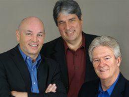 Bob Christopher, Bob Davis and Richard Peifer