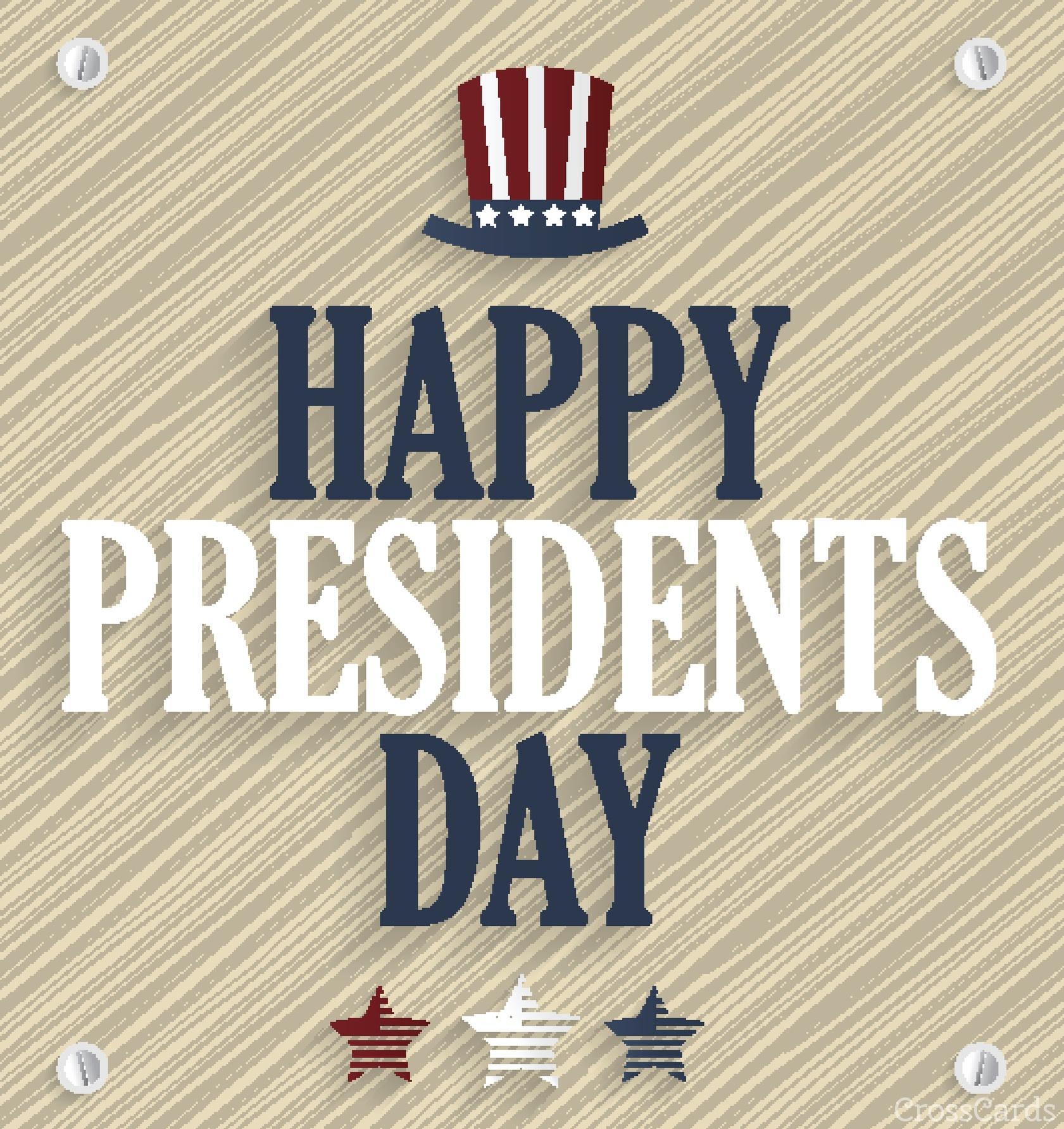 Happy Presidents Day Ecard