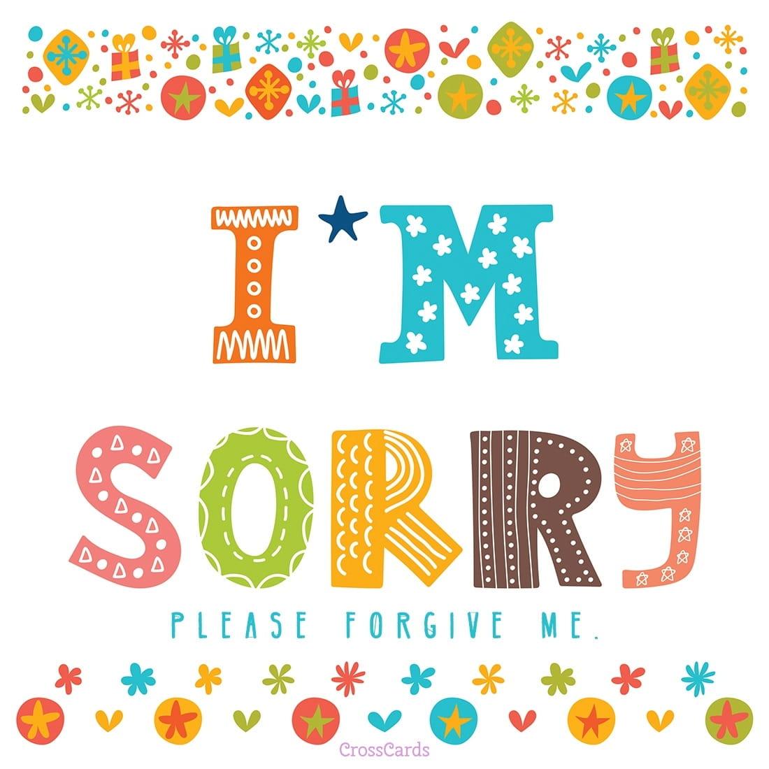Free I M Sorry