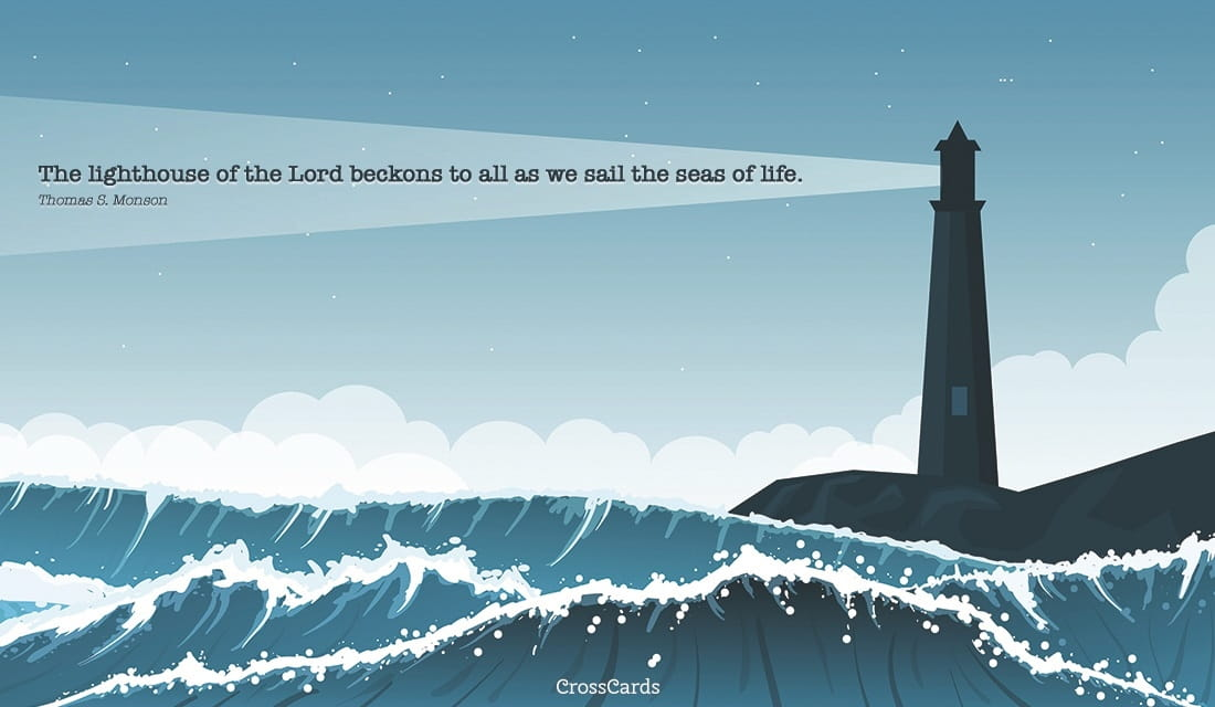 Free Happy Lighthouse Day 87 ECard EMail Free Personalized August Cards Online