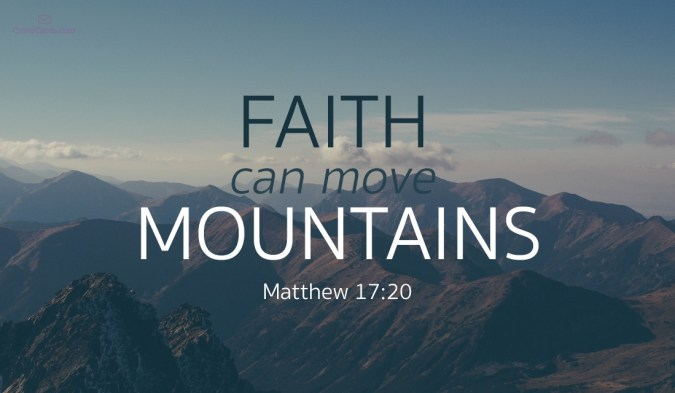 Image result for matthew 17:20