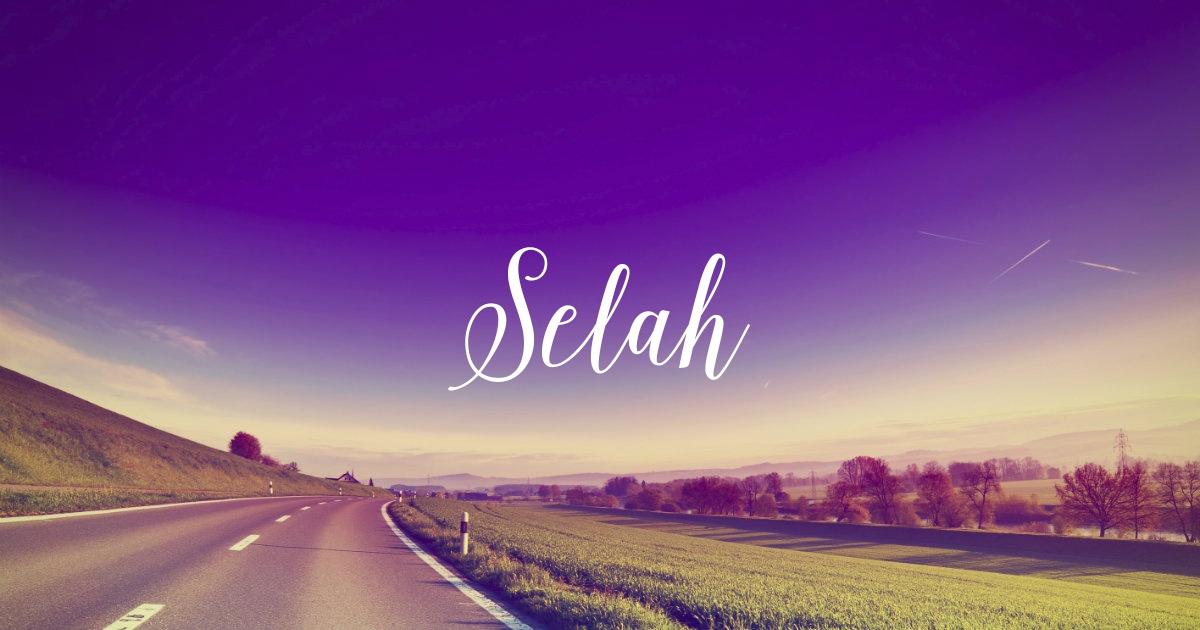 Image result for selah