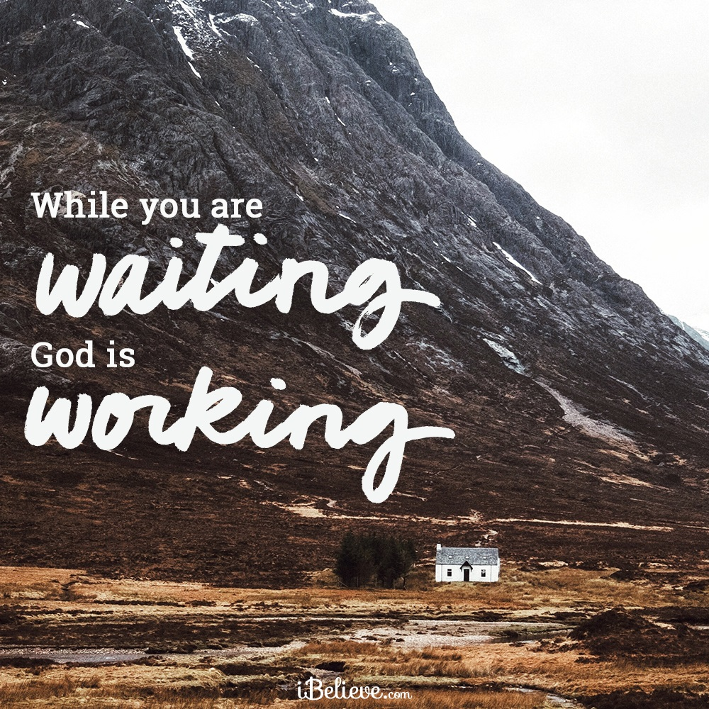 Image result for Waiting on God