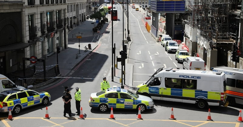 London Terror Attack Kills 7, Leaves Nearly 50 Injured