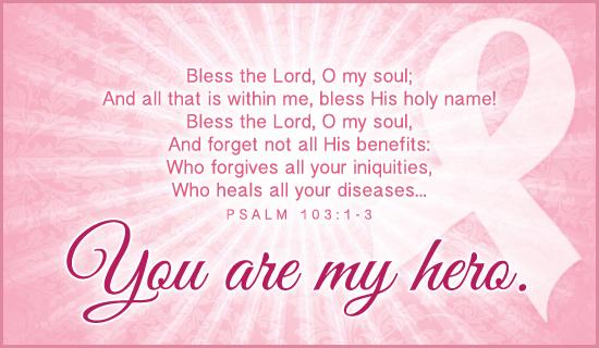 Get Well Soon Scripture Verses