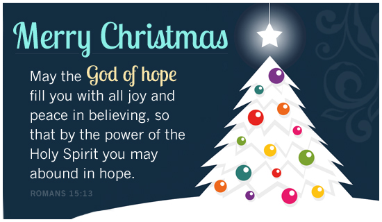 Free Joy Amp Peace ECard EMail Free Personalized Christmas