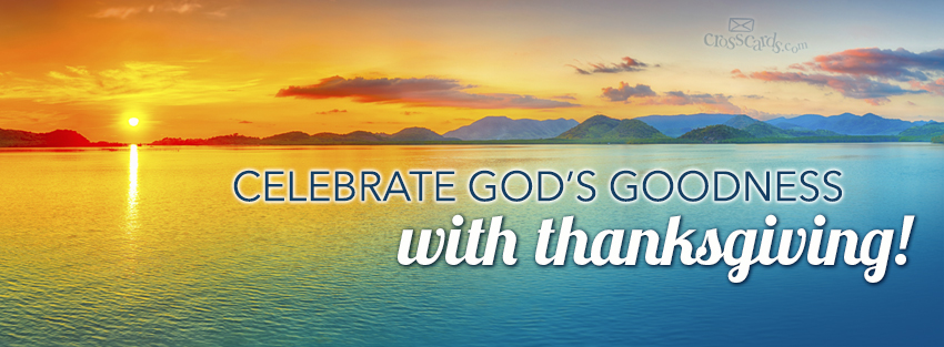 Celebrate God's Goodness