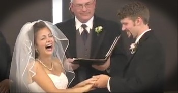 You've Got to Hear What This Groom Said at The Altar!