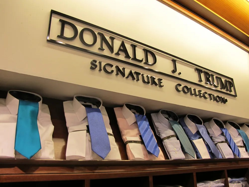 Image result for photo of trump's products