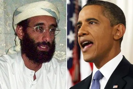 Anwar Awlaki and Barack Obama